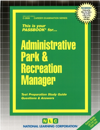 Administrative Park & Recreation Manager