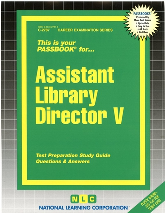Assistant Library Director V