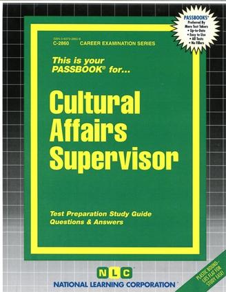 Cultural Affairs Supervisor