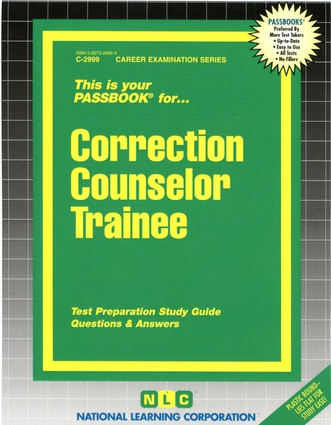 Correction Counselor Trainee