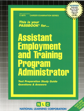Assistant Employment & Training Program Administrator