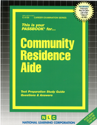 Community Residence Aide