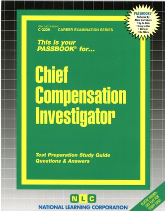 Chief Compensation Investigator