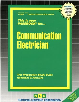 Communication Electrician