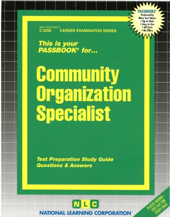 Community Organization Specialist
