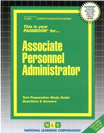 Associate Personnel Administrator