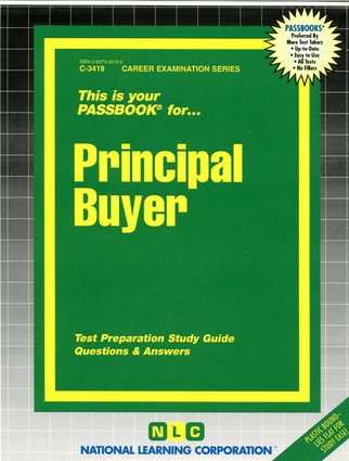 Principal Buyer