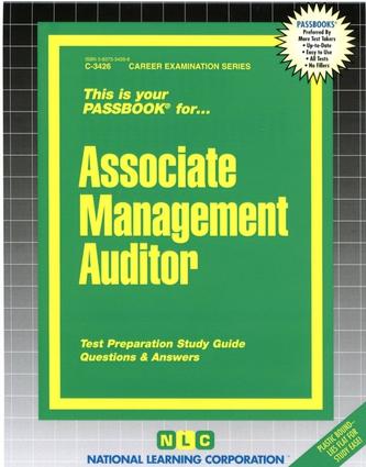 Associate Management Auditor