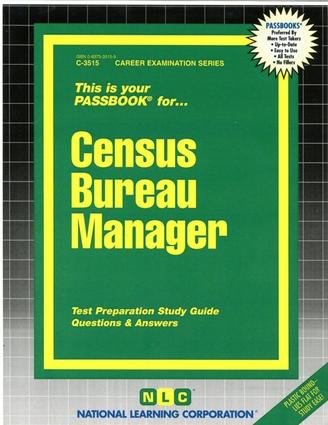 Census Bureau Manager