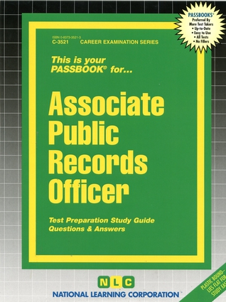 Associate Public Records Officer