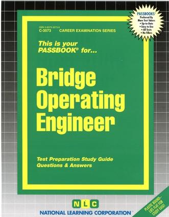Bridge Operating Engineer