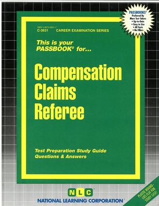 Compensation Claims Referee