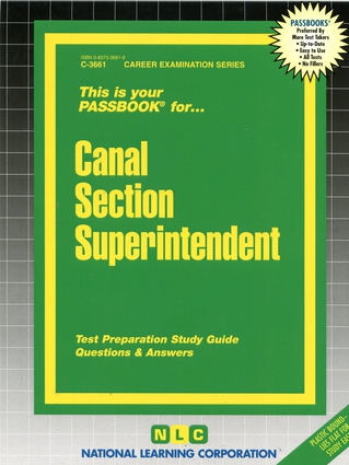 Canal Section Superintendent