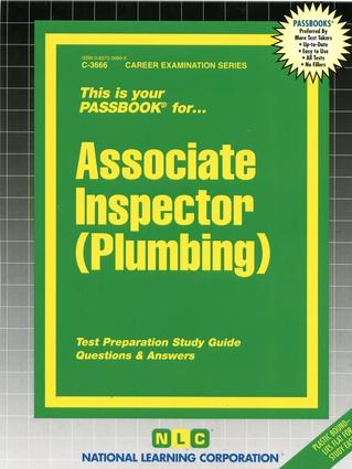 Associate Inspector (Plumbing)