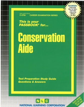 Conservation Aide