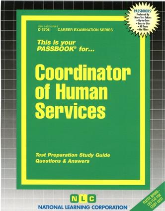 Coordinator of Human Services