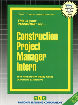 Construction Project Manager Intern