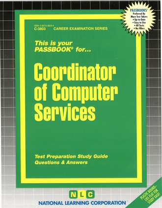 Coordinator of Computer Services