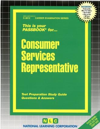 Consumer Services Representative