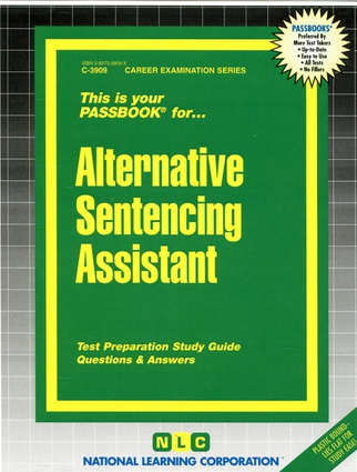 Alternative Sentencing Assistant