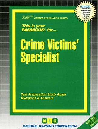 Crime Victims' Specialist