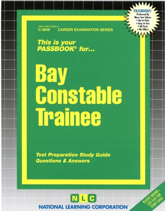 Bay Constable Trainee