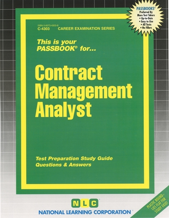 Contract Management Analyst