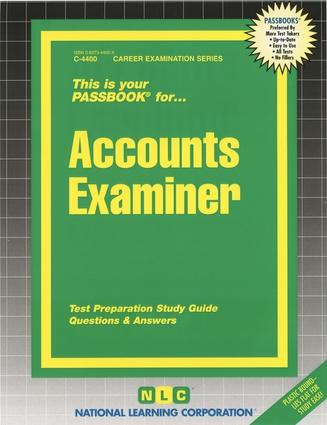 Accounts Examiner