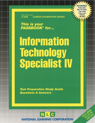 Information Technology Specialist IV