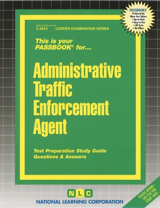 Administrative Traffic Enforcement Agent