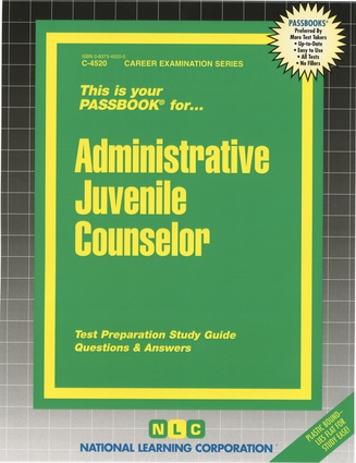 Administrative Juvenile Counselor