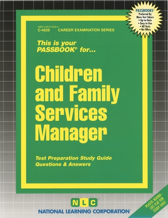 Children and Family Services Manager