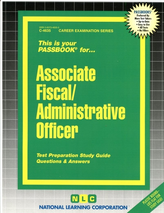 Associate Fiscal/Administrative Officer