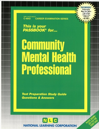 Community Mental Health Professional