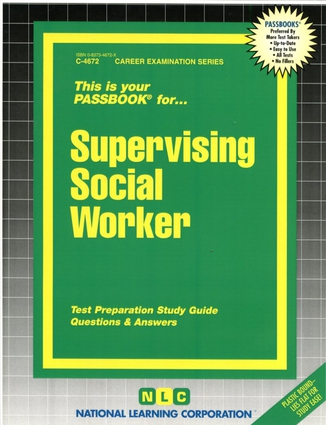 Supervising Social Worker