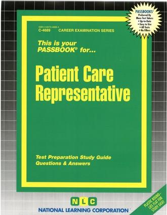 Patient Care Representative