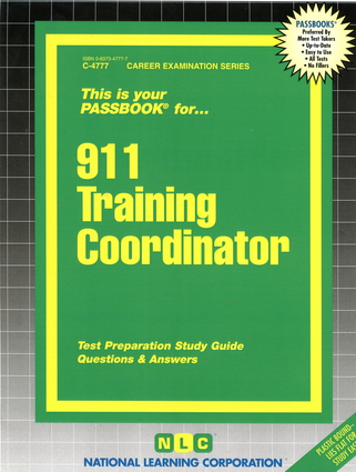 911 Training Coordinator