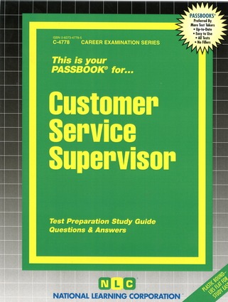 Customer Service Supervisor