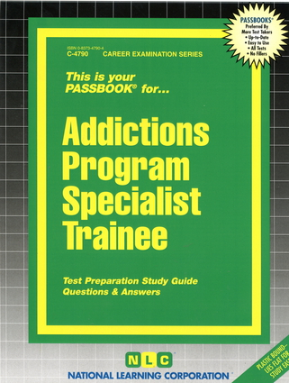 Addictions Program Specialist Trainee