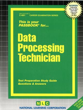 Data Processing Technician