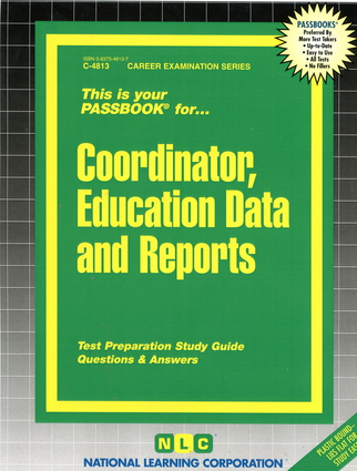 Coordinator, Education Data and Reports