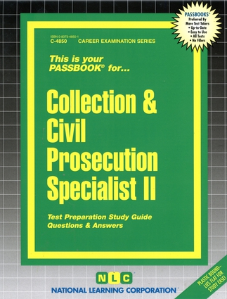 Collection and Civil Prosecution Specialist II