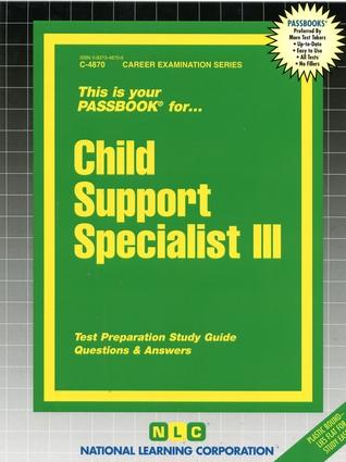 Child Support Specialist III