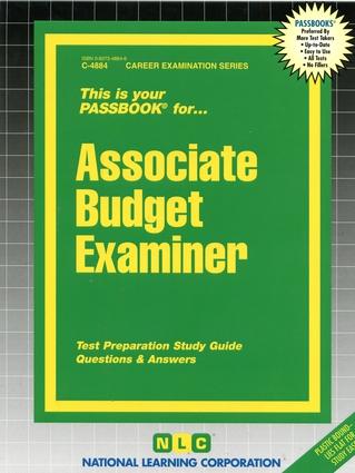 Associate Budget Examiner