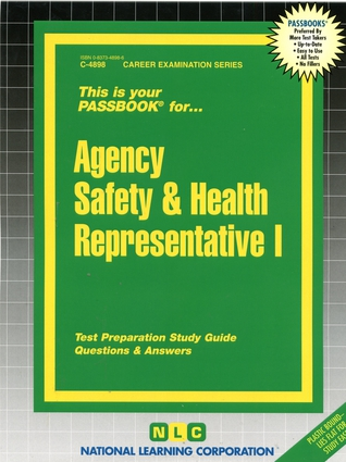 Agency Safety & Health Representative I