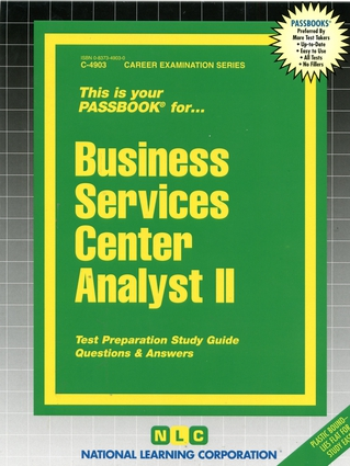 Business Services Center Analyst II