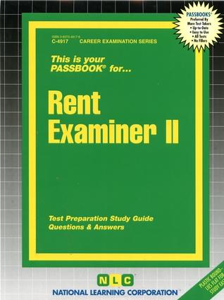 Rent Examiner II