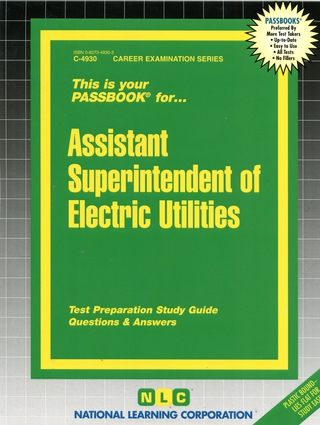 Assistant Superintendent of Electric Utilities