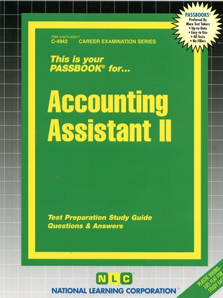 Accounting Assistant II