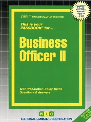 Business Officer II